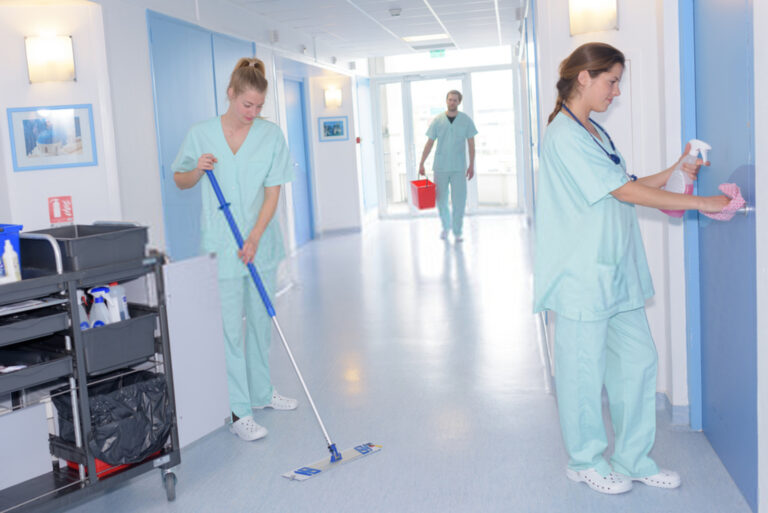 Mental & Dental Clinic Cleaning