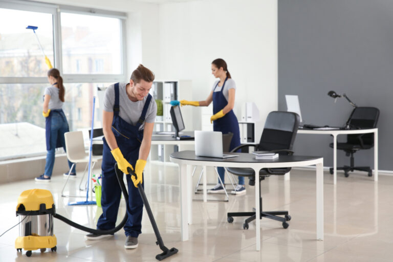 commercial-cleaning-Owner-occupied-Buildings