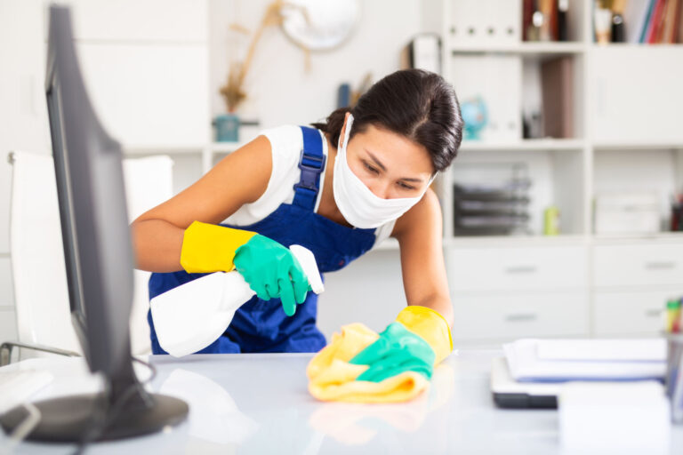 commercial-cleaning-in-Single-Tenant-Building
